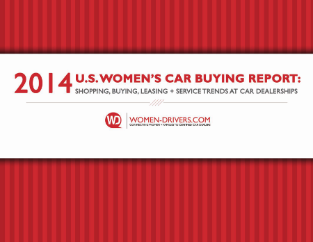 2014 US Women's Car Buying Report
