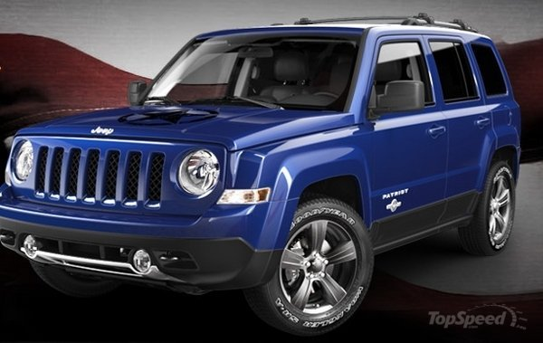 2014 Jeep Patriot Latitude 4 X 4