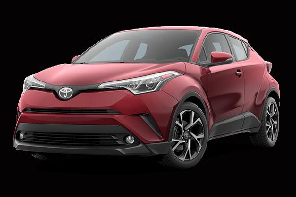 2018_Toyota_C-HR_XLE