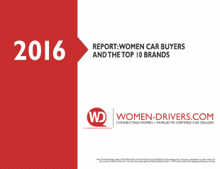2016 U.S. Women's Car Dealership Report